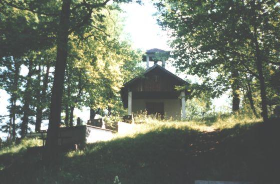 Stisni da vidiš veću sliku (2003 godine kapela sv. Jakova)